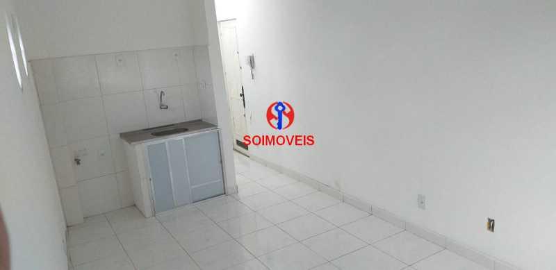 3-coz - Kitnet/Conjugado 22m² à venda Centro, Rio de Janeiro - R$ 190.000 - TJKI00040 - 8