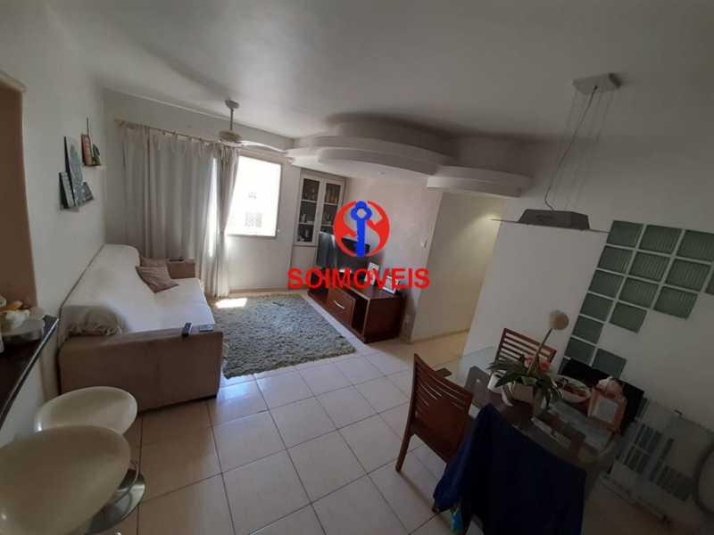 1-sl2 - Apartamento 2 quartos à venda Engenho Novo, Rio de Janeiro - R$ 220.000 - TJAP20718 - 3