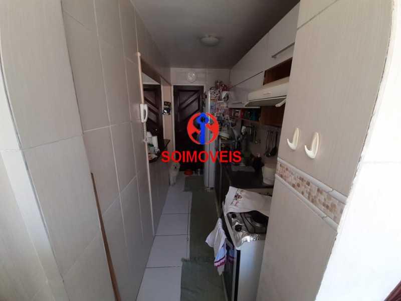 4-coz - Apartamento 2 quartos à venda Engenho Novo, Rio de Janeiro - R$ 220.000 - TJAP20718 - 11