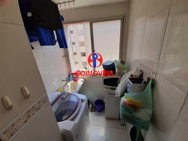 5-ar - Apartamento 2 quartos à venda Engenho Novo, Rio de Janeiro - R$ 220.000 - TJAP20718 - 13