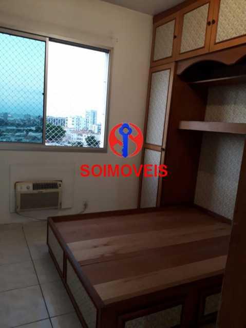 qt - Apartamento 2 quartos à venda Rio Comprido, Rio de Janeiro - R$ 350.000 - TJAP20743 - 13