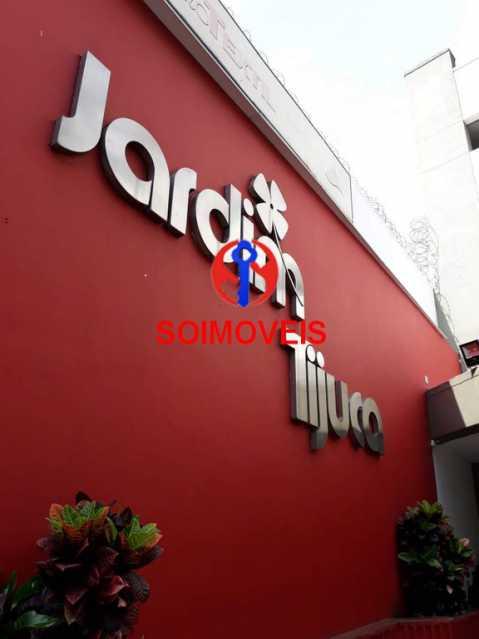port - Apartamento 2 quartos à venda Rio Comprido, Rio de Janeiro - R$ 350.000 - TJAP20743 - 4