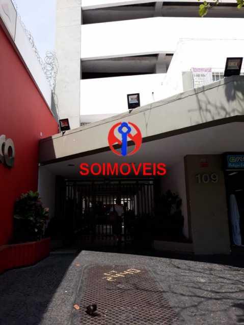 port - Apartamento 2 quartos à venda Rio Comprido, Rio de Janeiro - R$ 350.000 - TJAP20743 - 3