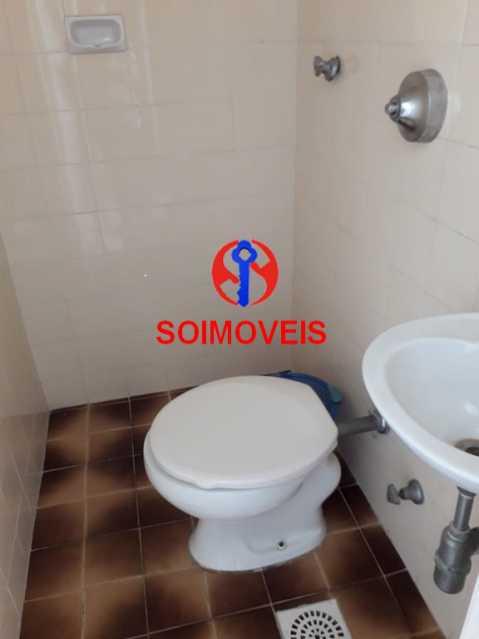 bh emp - Apartamento 2 quartos à venda Rio Comprido, Rio de Janeiro - R$ 350.000 - TJAP20743 - 26