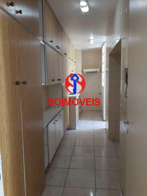 cz - Apartamento 2 quartos à venda Rio Comprido, Rio de Janeiro - R$ 350.000 - TJAP20743 - 22