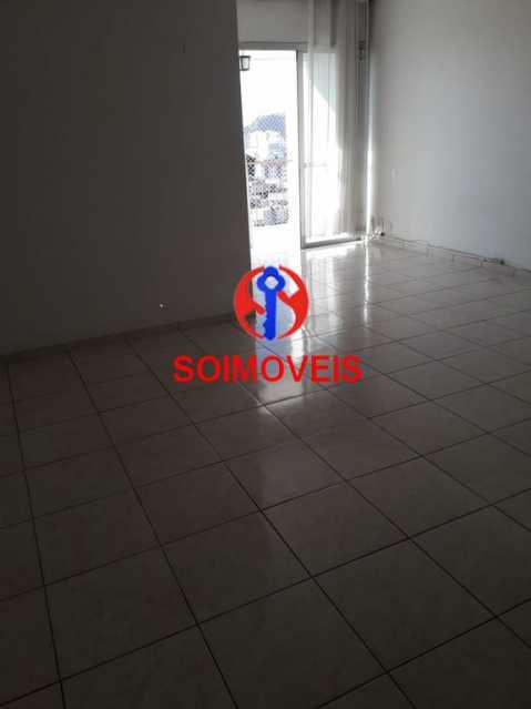sl - Apartamento 2 quartos à venda Rio Comprido, Rio de Janeiro - R$ 350.000 - TJAP20743 - 5