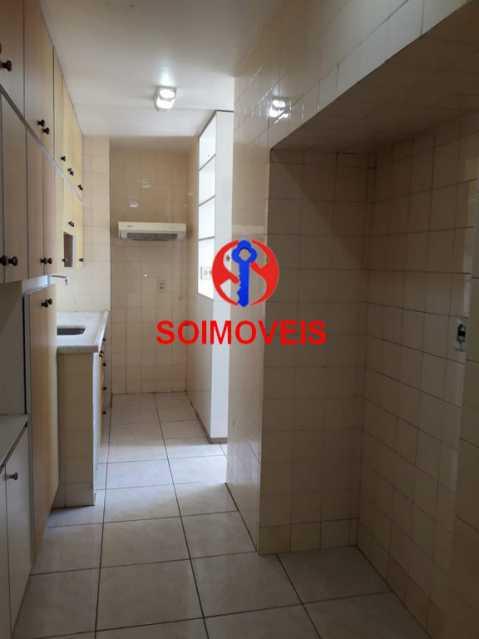 cz - Apartamento 2 quartos à venda Rio Comprido, Rio de Janeiro - R$ 350.000 - TJAP20743 - 21