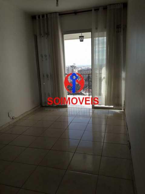 sl - Apartamento 2 quartos à venda Rio Comprido, Rio de Janeiro - R$ 350.000 - TJAP20743 - 6