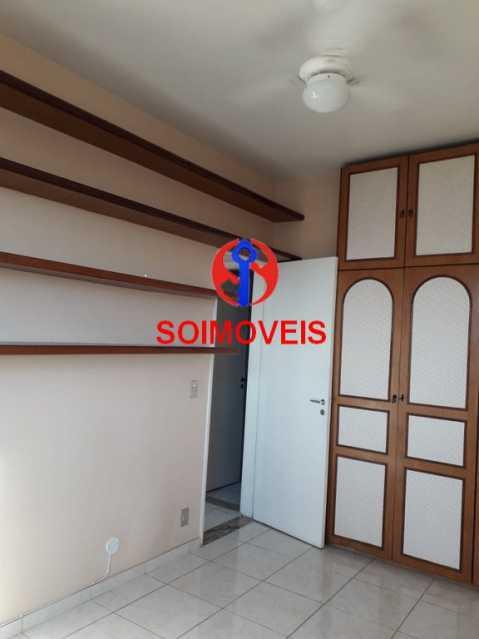 qt - Apartamento 2 quartos à venda Rio Comprido, Rio de Janeiro - R$ 350.000 - TJAP20743 - 18