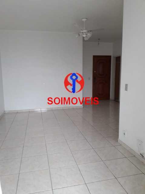 sl - Apartamento 2 quartos à venda Rio Comprido, Rio de Janeiro - R$ 350.000 - TJAP20743 - 8
