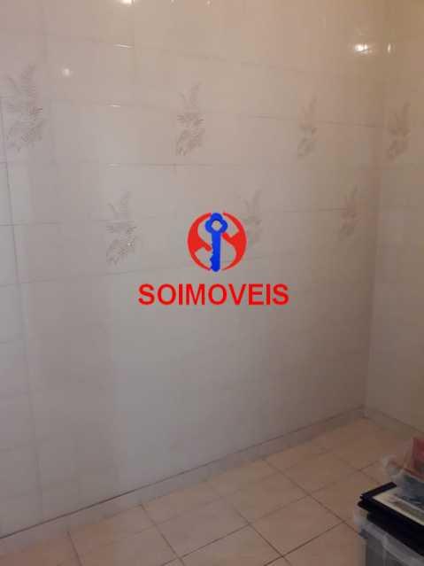 dep - Apartamento 2 quartos à venda Rio Comprido, Rio de Janeiro - R$ 350.000 - TJAP20743 - 24