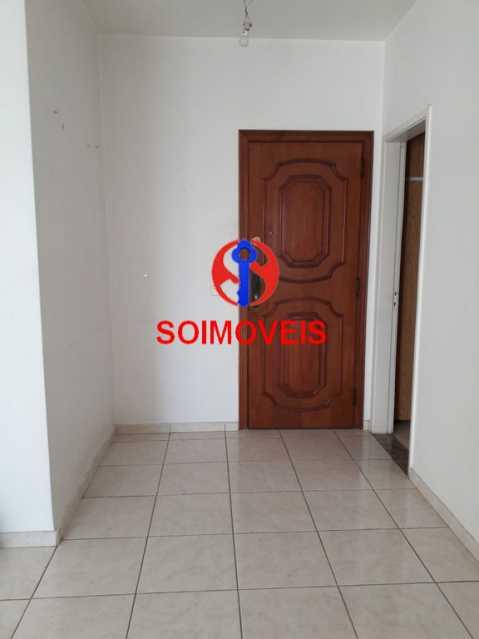 sl - Apartamento 2 quartos à venda Rio Comprido, Rio de Janeiro - R$ 350.000 - TJAP20743 - 10