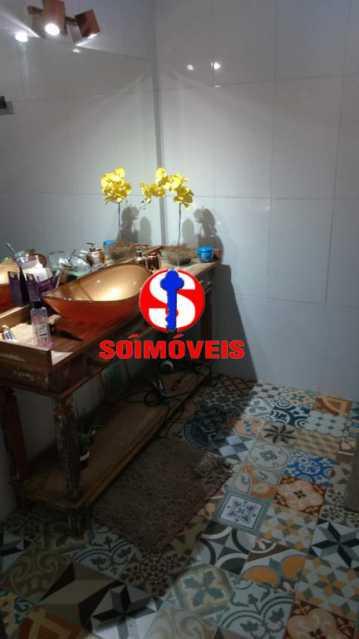 BANHEIRO - Casa 3 quartos à venda Engenho de Dentro, Rio de Janeiro - R$ 560.000 - TJCA30027 - 9