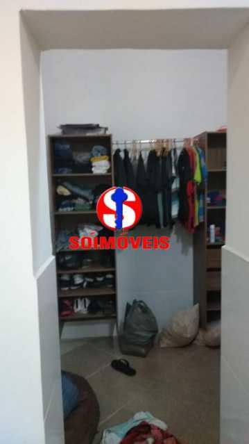 CLOSET - Casa 3 quartos à venda Engenho de Dentro, Rio de Janeiro - R$ 560.000 - TJCA30027 - 8