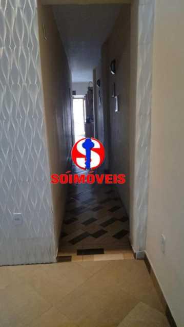CORREDOR - Casa 3 quartos à venda Engenho de Dentro, Rio de Janeiro - R$ 560.000 - TJCA30027 - 6