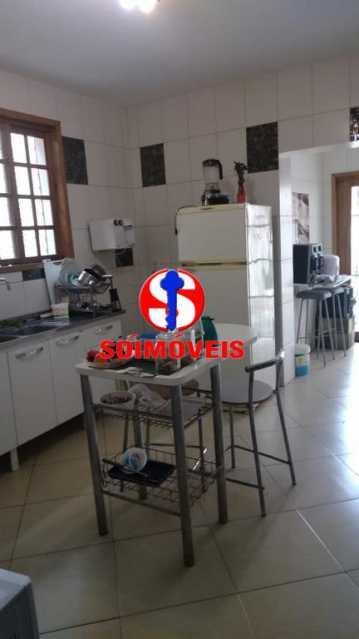 COZINHA - Casa 3 quartos à venda Engenho de Dentro, Rio de Janeiro - R$ 560.000 - TJCA30027 - 4