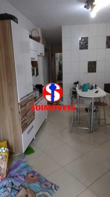 COZINHA - Casa 3 quartos à venda Engenho de Dentro, Rio de Janeiro - R$ 560.000 - TJCA30027 - 5