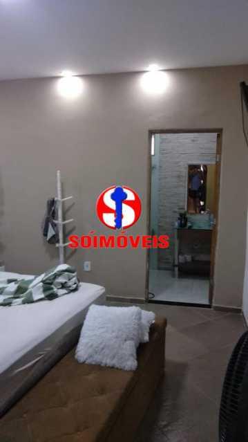 QUARTO COM CLOSET - Casa 3 quartos à venda Engenho de Dentro, Rio de Janeiro - R$ 560.000 - TJCA30027 - 7