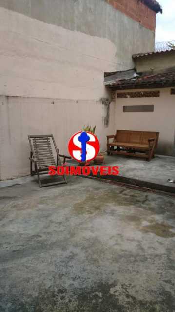 QUINTAL - Casa 3 quartos à venda Engenho de Dentro, Rio de Janeiro - R$ 560.000 - TJCA30027 - 12