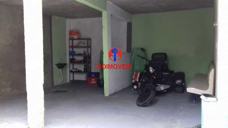 gar - Casa 3 quartos à venda Piedade, Rio de Janeiro - R$ 840.000 - TJCA30029 - 22