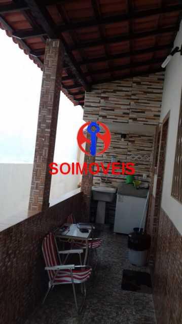 var - Casa 3 quartos à venda Piedade, Rio de Janeiro - R$ 840.000 - TJCA30029 - 5