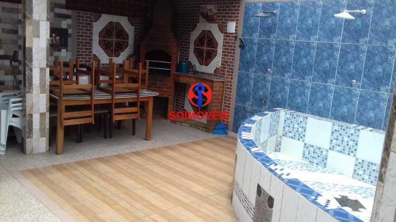 ter - Casa 3 quartos à venda Piedade, Rio de Janeiro - R$ 840.000 - TJCA30029 - 24