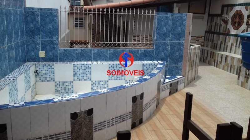 ter - Casa 3 quartos à venda Piedade, Rio de Janeiro - R$ 840.000 - TJCA30029 - 25