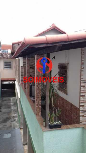 vis - Casa 3 quartos à venda Piedade, Rio de Janeiro - R$ 840.000 - TJCA30029 - 26