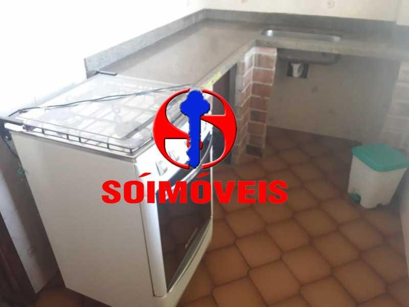 COZINHA  - Casa em Condomínio 4 quartos à venda Tijuca, Rio de Janeiro - R$ 700.000 - TJCN40004 - 5
