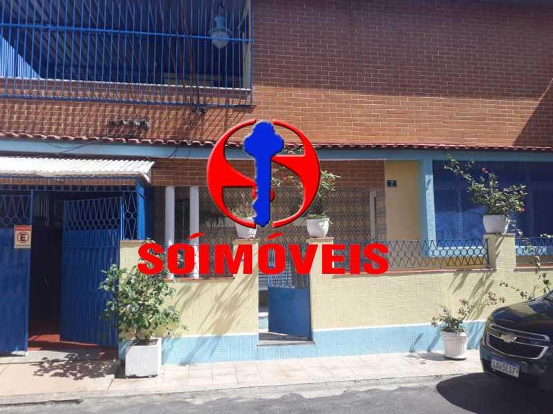 FECHADA  - Casa em Condomínio 4 quartos à venda Tijuca, Rio de Janeiro - R$ 700.000 - TJCN40004 - 1
