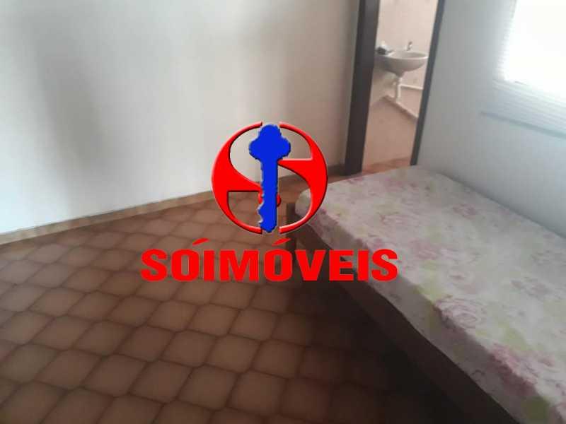 QUARTO 1 BAIXO - Casa em Condomínio 4 quartos à venda Tijuca, Rio de Janeiro - R$ 700.000 - TJCN40004 - 7