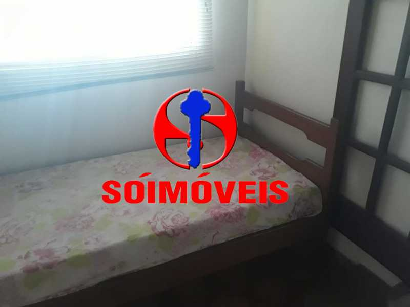 QUARTO 2 BAIXO - Casa em Condomínio 4 quartos à venda Tijuca, Rio de Janeiro - R$ 700.000 - TJCN40004 - 8