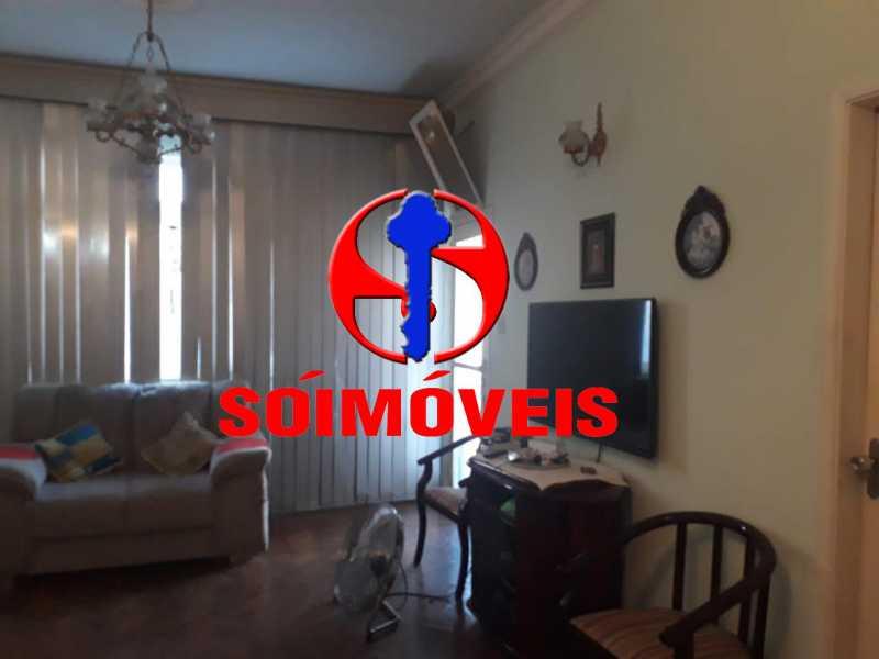 SALA  - Casa em Condomínio 4 quartos à venda Tijuca, Rio de Janeiro - R$ 700.000 - TJCN40004 - 4