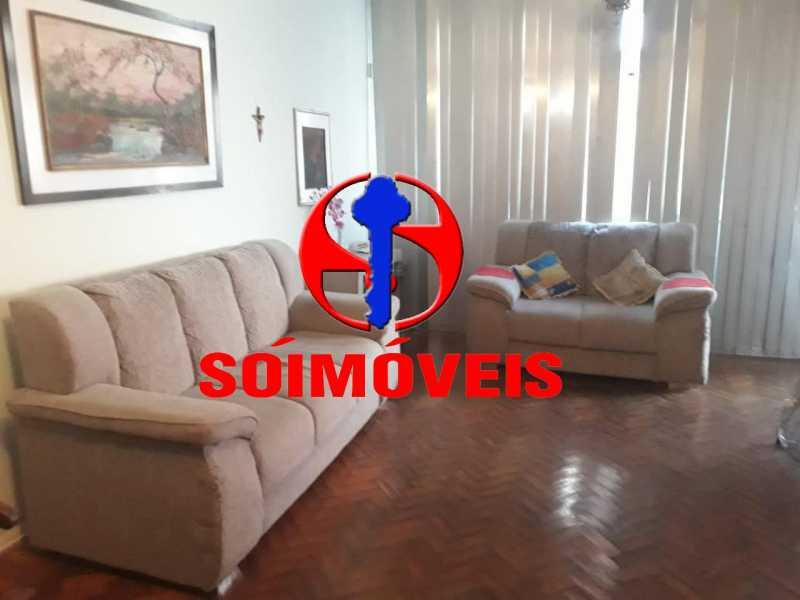 SALA BAIXO  - Casa em Condomínio 4 quartos à venda Tijuca, Rio de Janeiro - R$ 700.000 - TJCN40004 - 3