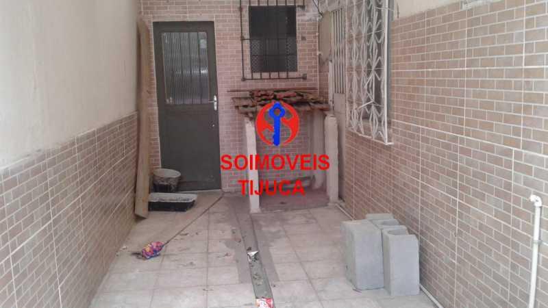 0-fac2 - Casa 3 quartos à venda Riachuelo, Rio de Janeiro - R$ 240.000 - TJCA30030 - 3