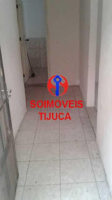 1-hall - Casa 3 quartos à venda Riachuelo, Rio de Janeiro - R$ 240.000 - TJCA30030 - 4