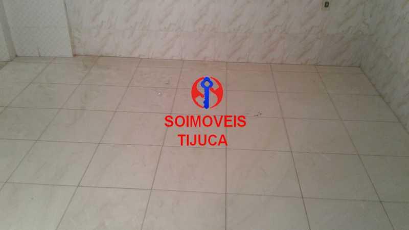 2-2qto - Casa 3 quartos à venda Riachuelo, Rio de Janeiro - R$ 240.000 - TJCA30030 - 9