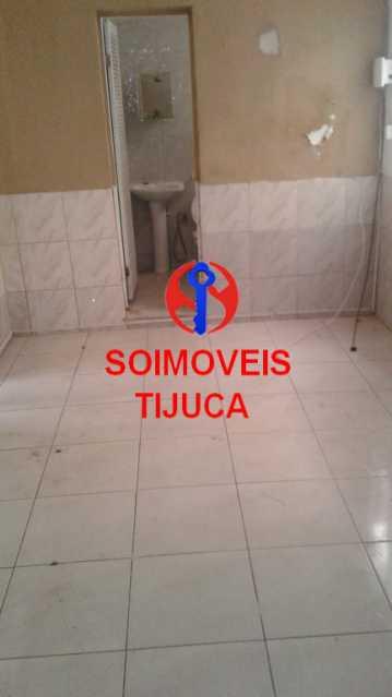 4-coz7 - Casa 3 quartos à venda Riachuelo, Rio de Janeiro - R$ 240.000 - TJCA30030 - 21
