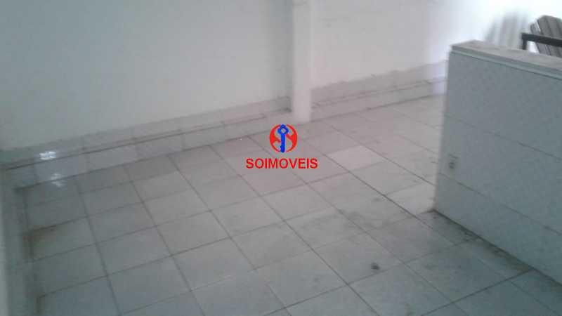 1 - Casa 3 quartos à venda Riachuelo, Rio de Janeiro - R$ 160.000 - TJCA30031 - 1