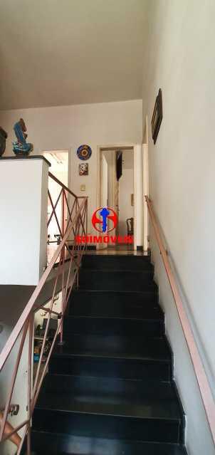 ACESSO  - Casa de Vila 4 quartos à venda Méier, Rio de Janeiro - R$ 620.000 - TJCV40008 - 9