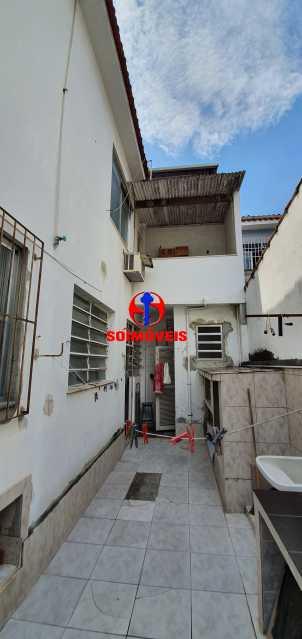 ÁREA  - Casa de Vila 4 quartos à venda Méier, Rio de Janeiro - R$ 620.000 - TJCV40008 - 23