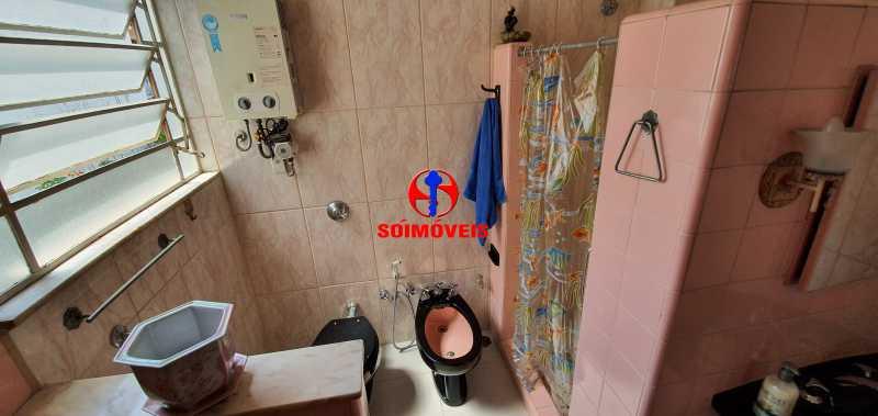 BH SOCIAL  - Casa de Vila 4 quartos à venda Méier, Rio de Janeiro - R$ 620.000 - TJCV40008 - 8