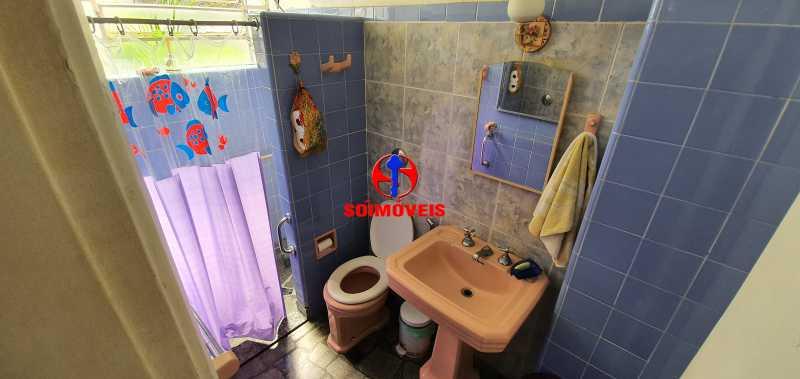 BANHEIRO 2 - Casa de Vila 4 quartos à venda Méier, Rio de Janeiro - R$ 620.000 - TJCV40008 - 22
