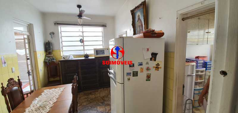 COPA-COZINHA  - Casa de Vila 4 quartos à venda Méier, Rio de Janeiro - R$ 620.000 - TJCV40008 - 6