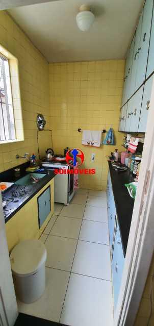 COZINHA  - Casa de Vila 4 quartos à venda Méier, Rio de Janeiro - R$ 620.000 - TJCV40008 - 5