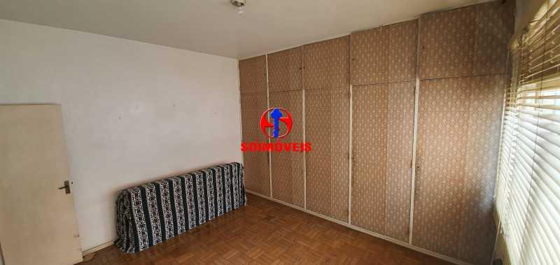 QUARTO 1 - Casa de Vila 4 quartos à venda Méier, Rio de Janeiro - R$ 620.000 - TJCV40008 - 16