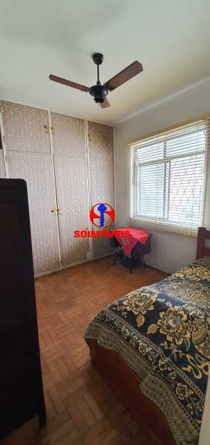 QUARTO 3 - Casa de Vila 4 quartos à venda Méier, Rio de Janeiro - R$ 620.000 - TJCV40008 - 20