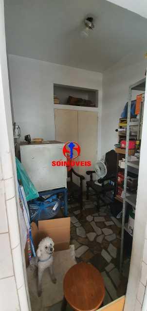 DEPENDENCIA DE EMPREGADA - Casa de Vila 4 quartos à venda Méier, Rio de Janeiro - R$ 620.000 - TJCV40008 - 24