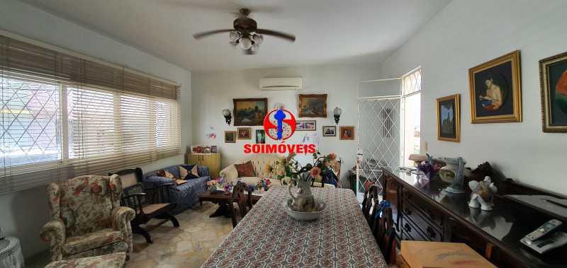 SALA - Casa de Vila 4 quartos à venda Méier, Rio de Janeiro - R$ 620.000 - TJCV40008 - 4