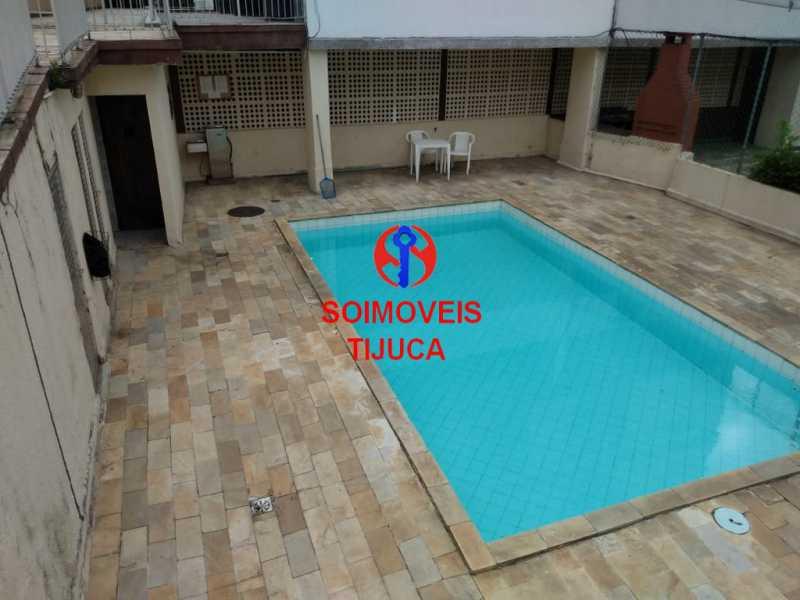 0-pisc - Apartamento 2 quartos à venda Riachuelo, Rio de Janeiro - R$ 200.000 - TJAP20758 - 1